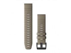 Silikonowy pasek QuickFit Fenix 6 Piaskowy 22mm
