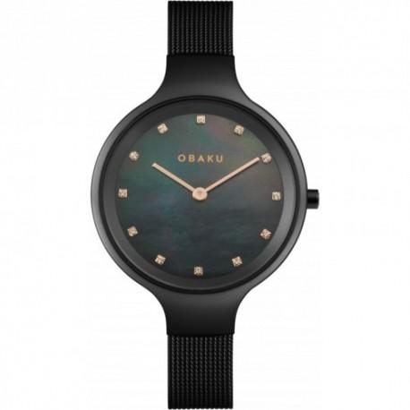 Zegarek Obaku Denmark V173LXBBMB2