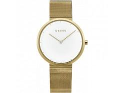 Zegarek Obaku Denmark V230LXGWMG1