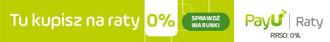 Sprawdź warunki programu Raty 0% w PayU