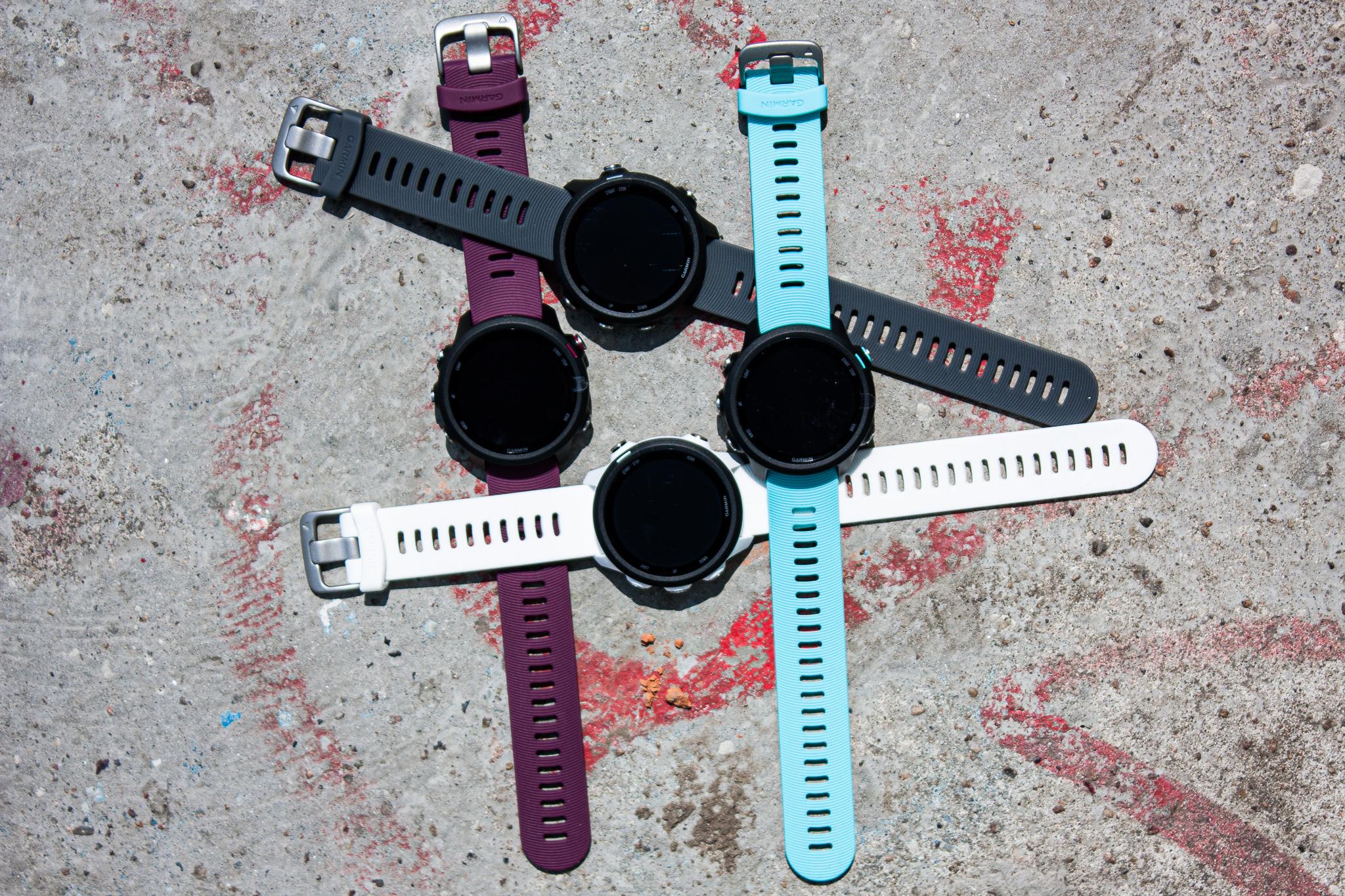 FR 245 recenzja kilka zegarków